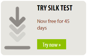 Silk Test 30 day trial